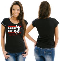 Handball T-Shirt, Pullover, Handballspieler, Tor, WM, Training