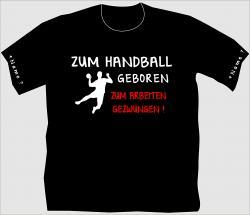 Ballsport ,Handball spielen, werfen, Training, Spiel , Verein, WM, EM