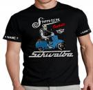 T-Shirt Biker Motiv 17